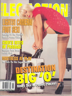 Leg Action - February 2003
