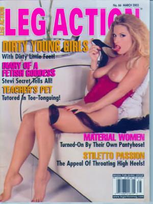 Leg Action - March 2003