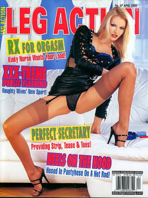 Leg Action - April 2003