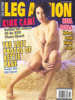 Leg Action - June 2003