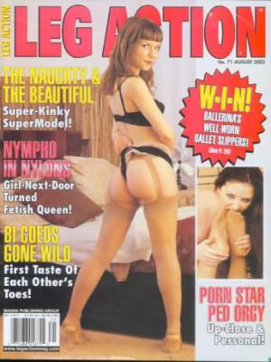 Leg Action - August 2003