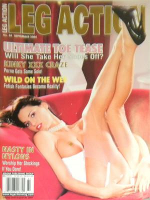 Leg Action - September 2004