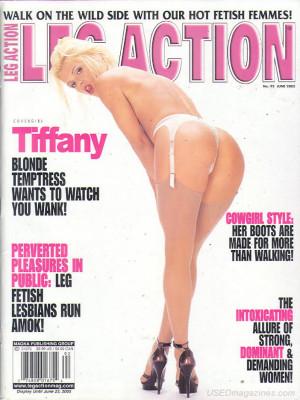 Leg Action - June 2005