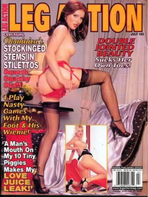 Leg Action - July 2005