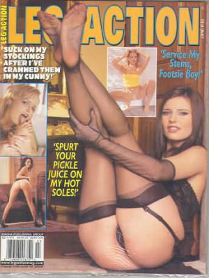 Leg Action - June 2006