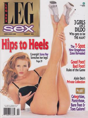 Leg Sex - February 1998