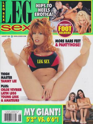 Leg Sex - August 1998