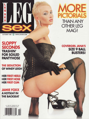 Leg Sex - October 1998