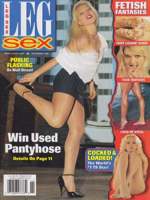 Leg Sex - November 1998