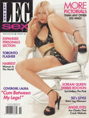 Leg Sex - February 1999