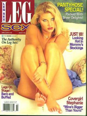 Leg Sex - Mar 1999