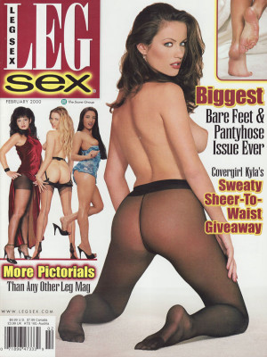 Leg Sex - February 2000