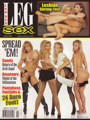 Leg Sex - April 2000