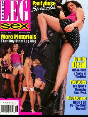Leg Sex - Aug 2000