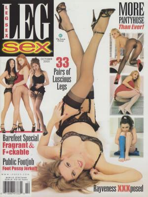 Leg Sex - October 2000