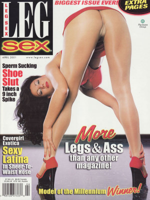 Leg Sex - April 2001