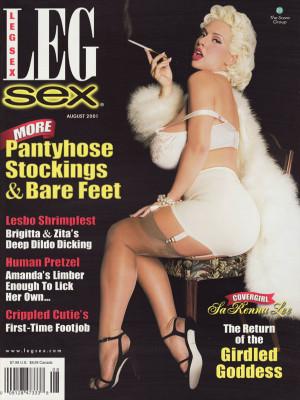 Leg Sex - August 2001