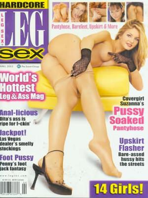 Leg Sex - Apr 2002