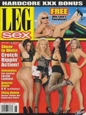 Leg Sex - June 2002