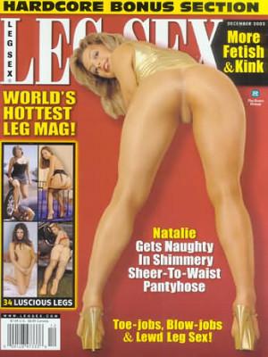 Leg Sex - Dec 2002