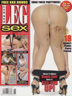 Leg Sex - August 2003