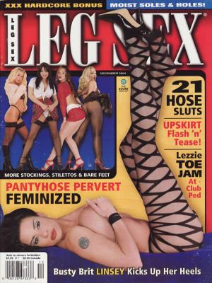 Leg Sex - December 2004