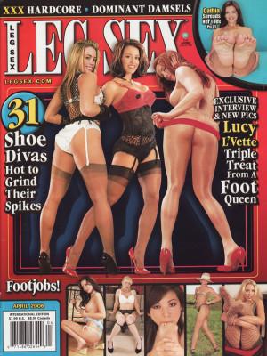 Leg Sex - April 2006