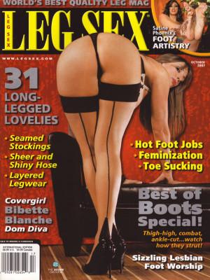 Leg Sex - October 2007