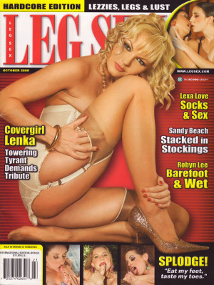 Leg Sex - October 2008