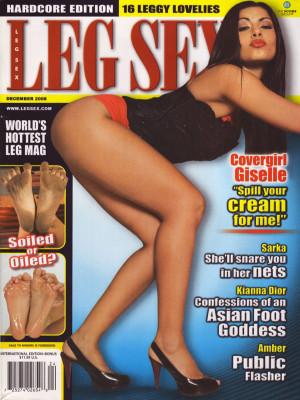 Leg Sex - December 2008