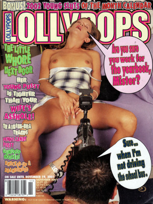 Lollypops - November 2001
