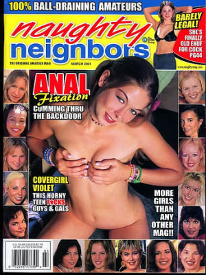 Naughty Neighbors - March 2001