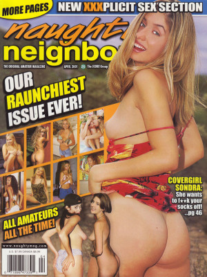 Naughty Neighbors - April 2001