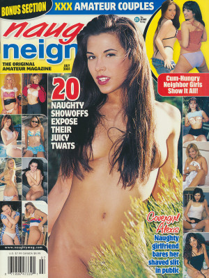 Naughty Neighbors - July 2001