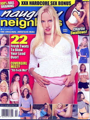 Naughty Neighbors - April 2003