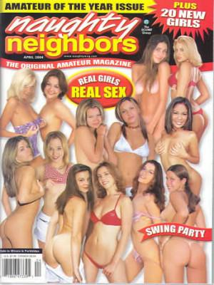 Naughty Neighbors - April 2004
