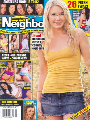 Naughty Neighbors - Jul 2013