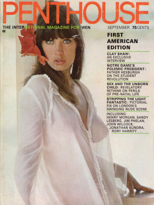 Penthouse Magazine - September 1969