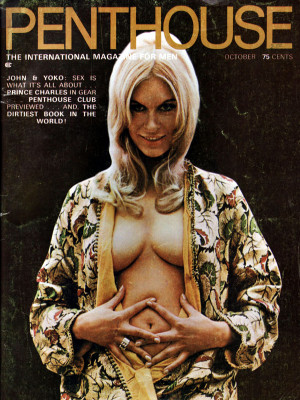 Penthouse Magazine - October 1969