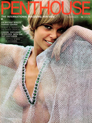 Penthouse Magazine - November 1969