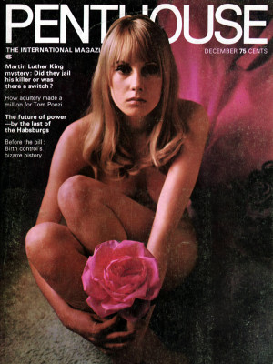 Penthouse Magazine - December 1969