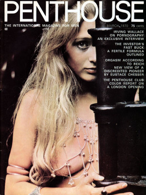 Penthouse Magazine - March 1970