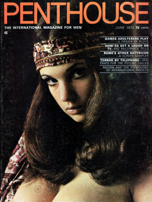 Penthouse Magazine - June 1970