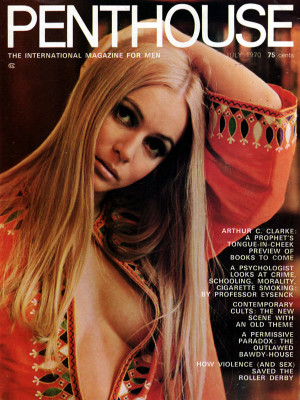Penthouse Magazine - July 1970
