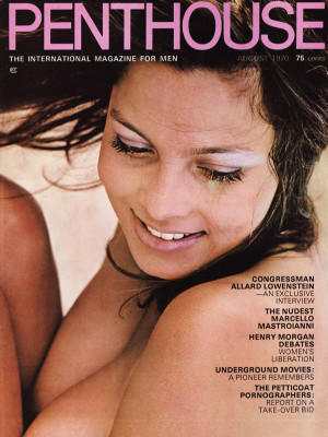 Penthouse Magazine - August 1970