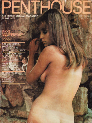 Penthouse Magazine - September 1970