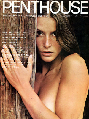 Penthouse Magazine - January 1971