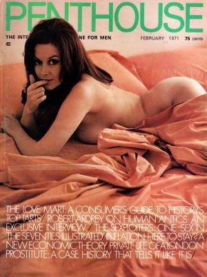 Penthouse Magazine - February 1971