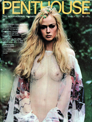 Penthouse Magazine - March 1971