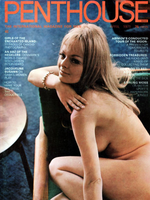 Penthouse Magazine - April 1971